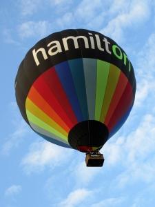 hamilton flying